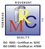 Titanic Grup ISO certificat management al calitatii